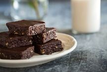 Vegan Snacks, Bars, & Desserts / Whole foods, plant-based snack and dessert recipes for a happy, healthy life