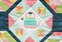 Cozy Afternoon Block of the Month / Our place to share our progress on the Cozy Afternoon Block of the Month! This BOM has options for just piecing, applique & embroidery (patterns provided.) If you are making this project and would like an invitation to pin your photos to this board, please email me at comments@JacquelynneSteves.com