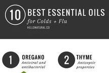 essential oils //