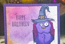 5 for 5 Halloween Inspiration 2015 / 5 designers sharing 5 Halloween projects each for 5 days. Tons of Halloween decorations and craft ideas and inspiration.