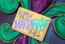 • m a r d i  g r a s • / laissez les bons temps rouler /// let the good times roll
