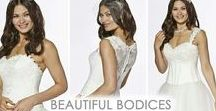 George Anthony Styling / Styling tips from our George Anthony Bridal Collection