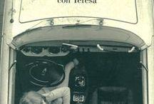 50 últimas tardes con Teresa / Recorregut pels 50 anys de la novel·la a través de 50 cobertes de diferents edicions publicades.  Exposició a la biblioteca fins al 29 de juliol