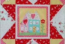 Quilt Along, Sew Along, And Block of the Month Projects / Block of the Month and Sew Along Projects