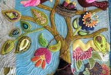 Wool Projects & Patterns / Wool Sewing Projects and Ideas