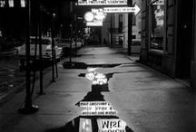 Photography - City (B&W)