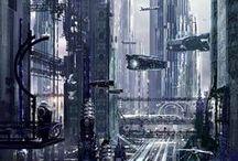Digital artwork - Scifi