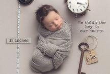 Photos de nouveau-nés