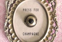 Champagne mood / Champain pop ip a smile on your face;  You the one thats reading this you are perfect