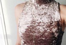 Velvet / Keepin with the velvet trend , if you like it ...