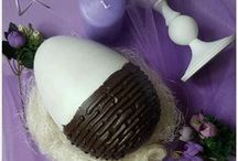 Easter eggs  Пасхальные яйца / Decor Easter eggs for Easter. The interior of the egg. A great gift for Easter. You can buy in my shop : https://www.livemaster.ru/mydecor https://www.instagram.com/tasha.mydecor/