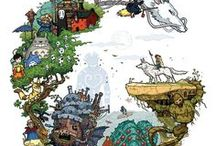 Art Hayao Miyazaki