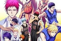 "Kuroko no Basuke / ""You keep working hard in order to win and you get better little by little. To immerse yourself in something you like, that's what it means to enjoy something fully."""