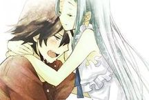 "Anohana / ""Thanks for everything today. Tomorrow, I'll go to heaven. Please be my friends until the very end."""