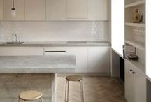 Kitchens and dining rooms / by Catherine Lazure-Guinard | Nordic Design