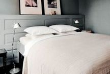 Bedrooms / by Catherine Lazure-Guinard | Nordic Design