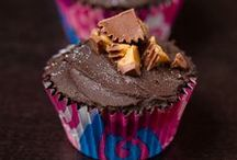 Dessert [ Cupcakes ] [ Muffins ] / Cupcakes are the new thing, so here are some ideas! / by Diary of a Semi-Health Nut [ realistically healthy food + fitness ]