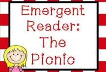 Sherry Clements - Teachers Pay Teachers Store / Kindergarten classroom curriculum ideas including activities for reading, centers, writing, math, beginning of the year (first day) and the end of the year as well as FREEBIES.