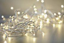 Twinkle Lights Everywhere! / by Elizabeth Appleby