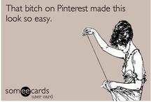 Pinterest Rehab / by Elizabeth Appleby