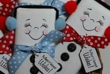 H-Christmas  Crafts & Ideas