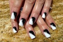 Nail & Nail Art / Amazing Nail Designs from our talented technicians at Sorelli Hair Studio in Melbourne, FL!