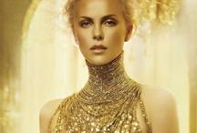 Gilded & Golden / by Elizabeth Appleby
