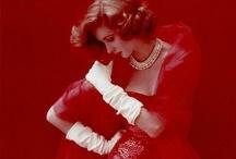 Color - Red / by Elizabeth Appleby