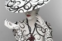 Color - Black & White / by Elizabeth Appleby