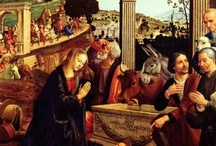 Bible Paintings / Artists' depictions fascinate me. These are some of the lesser known works of Bible themed paintings that I like.