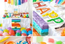 Party Time! / Party ideas and inspiration of all kinds.  This includes goodies and sweet treats.  / by Melissa Mainville