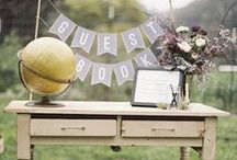 Guest Books / by Going Lovely
