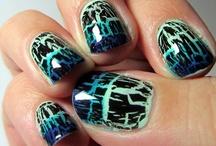 Nails & Makeup / nails and eyes.
