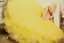 Color - Yellow / by Elizabeth Appleby