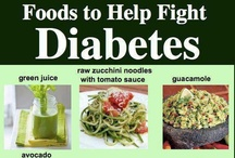 Diabetes Friendly Foods / by Darlyne Call Crow