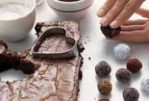 Food- Brownies and Bars