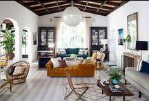 Living rooms / by Smriti Sachdev