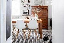 Dining spaces / by Smriti Sachdev