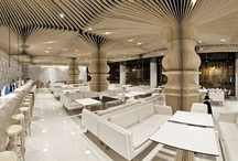 Amazing Commercial Interiors / by Ria Velasco-reyes
