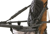 Hunting - Tree Stands, Blinds, Harness / by Barbed Wire
