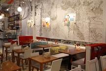 Restaurants, cafes, bars  / by Smriti Sachdev