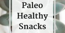 * Paleo Recipes- Healthy Snacks / This is a collection of Paleo recipes for healthy snack options.   Check out my blog and subscribe to my newsletter for the latest updates and recipes:   http://www.baconandwhippedcream.com