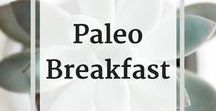 * Paleo Recipes - Breakfast / This is a collection of Paleo recipes for all things breakfast!  Egg bakes, frittatas, pancakes, waffles, granola, egg muffins, cereals, and more.   Check out my blog and subscribe to my newsletter for the latest updates and recipes:   http://www.baconandwhippedcream.com