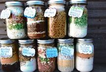 Pantry: Dry Mixes / by Lucy Pumkinjack