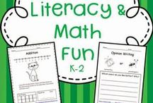 Kindergarten Math Resources / Math activities for kindergarten - Includes worksheets, centers, printables, assessments, games, stations, lessons, and FREEBIES. You MUST pin a FREEBIE/IDEA for EVERY PAID product ($). Please only pin 2 PAID items daily with 2 non paid items to keep a balance on the board. ***A blog post promoting paid resources is NOT considered a freebie/idea. Look here for many math products! http://www.teacherspayteachers.com/Store/Sherry-Clements