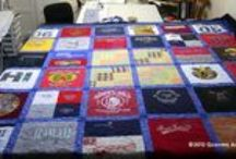 Customer T-shirt Quilts / Quilting Affection make beautiful T-shirts for you.  More Design choices are coming soon.  For More information please visit www.quiltingaffection.com
