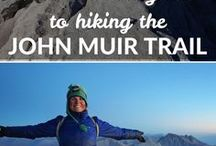JOHN MUIR TRAIL PLANNING / Detailed resources for planning your 212 mile hike on the John Muir Trail, including trip reports, John Muir Trail gear, campsites, resupply, transportation, training, and more.