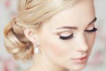 Wedding Hair & Make Up / Bridal Hair & makeup Ideas