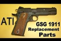 Guns - GSG 1911 22 / by Barbed Wire