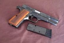 Guns - Hi Power / FEG Browning Clone / by Barbed Wire